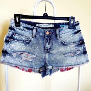 Used Zara shorts